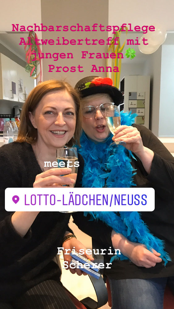 Karneval 2020 - Lotto-Lädchen/Neuss in 41464 Neuss